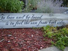 Wooden sign Big REALLY Big  five foot long rustic by Lovetheunique, $90.00
