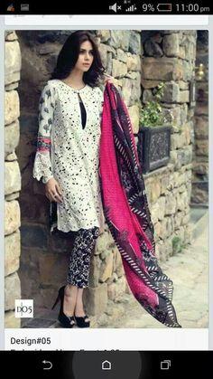 Pakistani dress..!