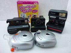 FC5-688FB ポラロイド等 フィルムカメラ 5台セット ジャンク_画像1