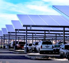 Solar Panels? How about my high school parking lot - Imgur