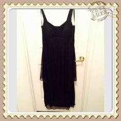 Final Markdown Gorgeous Black Maxi Gown