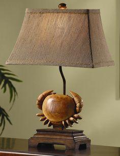 Crestview Sand Springs Accent Table Lamp CVARP735