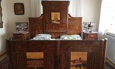 奧地利最後皇帝龍床 被放上網拍賣