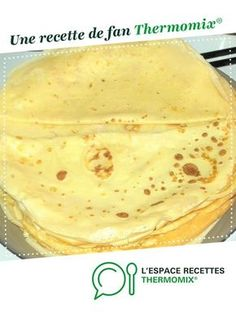 Discover recipes, home ideas, style inspiration and other ideas to try. Lidl, Crepe Recipes, Dessert Recipes, French Crepes, Thermomix Desserts, Beignets, Soul Food, Vanilla Cake, Crockpot Recipes