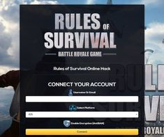 Rules of Survival Mod APK Unlimited Diamonds and Gold — Rules of Survival Hack Rules of Survival Hack and Cheats for Android and IOS How to Hack Rules of Survival Free Diamonds and Gold for Android… Ios, Cheat Engine, Play Hacks, App Hack, Battle Royale Game, Game Resources, Android Hacks, Game Update, Hack Online