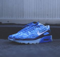 """#Nike Air Max 90 """"Ice Barely"""" Blue #sneakers"""