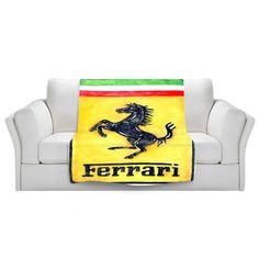 Ferrari Blanket – CarFurniture.com