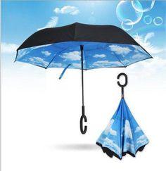 Better Brella - Smart Umbrella - Reversible Umbrella