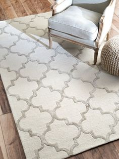 $5 Off when you share! Satara Edison Nickel Rug | Contemporary Rugs #RugsUSA