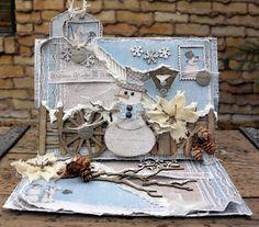 Life's little Embellishments: Welcome Winter*** Maja Design Mood Board December*****