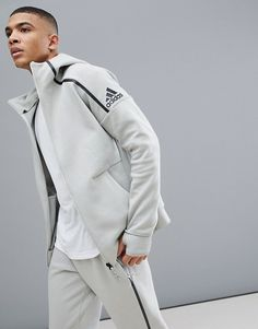 Buy adidas performance ZNE 2 hoodie in beige at ASOS. With free delivery and return options (Ts&Cs apply), online shopping has never been so easy. Get the latest trends with ASOS now. Adidas Hoodie, Adidas Men, Sport Fashion, Mens Fashion, Fashion Outfits, Men's Outfits, Football Outfits, Sport Outfits, Mens Sweatshirts