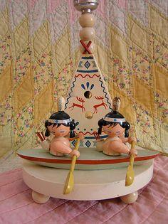 Two little Indians----illusive Irmi