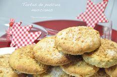 Las tortas de pascua son un dulce navideño típico de la repostería murciana. Con almendras, piñones, anís, naranja... ¡probadlas, que saben a Murcia!.