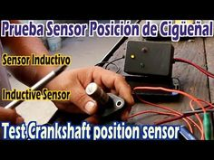 COMO HACER UN PROBADOR DE BOBINAS DE ENCENDIDO - YouTube Crankshaft Position Sensor, Encendido, Impala, Takeo, Engineering, Positivity, Personalized Items, Youtube, Videos