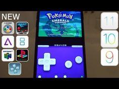 NEW Install GBA4iOS Dropbox FIX & Games FREE iOS 11 - 11.2.6 / 10 / 9 NO Jailbreak iPhone iPad iPod - YouTube