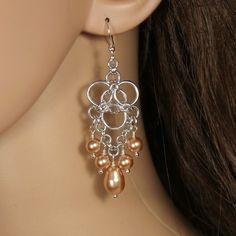 Celtic knot earring plus