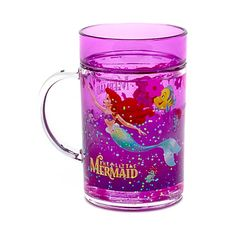The Little Mermaid Waterfill Cup