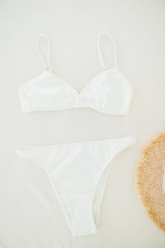 The Harley Bottom by Solid & Striped Chic Wedding, Party Wedding, Wedding Gowns, Wedding Weekend, High Cut, Bridesmaid Gifts, Wedding Accessories, String Bikinis, Amp