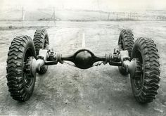 DAF Trado system (rebuild for additional mobility cross-country)