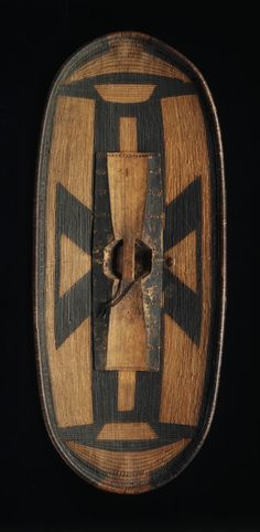 Shield (1998-593) | Princeton University Art Museum