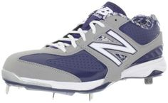 New Balance Men& Baseball Cleated Baseball Cleat Baseball Bases, Baseball Stuff, Softball Cleats, Baseball Equipment, Lit Shoes, New Balance Men, New Wardrobe, Kicks, Swag