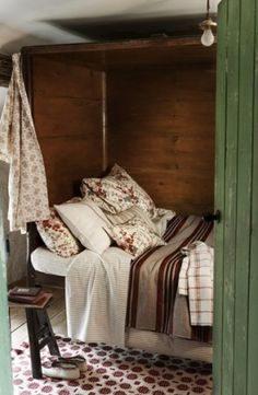 rustic bedroom ** by alisa