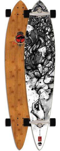 my future longboard