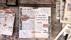 Creating 3 Journal Pages Bullet Journal Writing, Bullet Journal Aesthetic, Bullet Journal Ideas Pages, Bullet Journal Inspiration, Junk Journal, Art Journal Pages, Photo Journal, Art Journals, Kunstjournal Inspiration