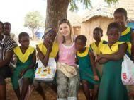 Girls Education Volunteering in Ghana  http://www.volunteeringsolutions.com/ghana/volunteer/volunteer-in-ghana