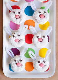 Easter Bunny Napkin Holder...SOO CUTE!!! Great for kids table!!!