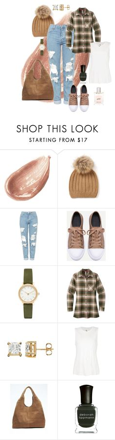 """""""Untitled #65"""" by tammy-stacey ❤ liked on Polyvore featuring Jouer, Topshop, Skagen, Mountain Khakis, 321, Banana Republic, Deborah Lippmann and philosophy"""