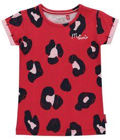 #Quapi #Red #Shirt #Leopard #Print #Kids #Girls #Fashion #Summer #2019 #Meisjes #Kleding #Rood Red Shirt, Mens Tops, Fashion, Moda, Fashion Styles, Fashion Illustrations