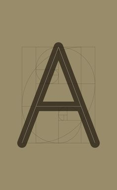 A Anatomy, Typography, Symbols, Letters, Gold, Letterpress, Icons, Letter, Calligraphy