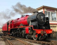 ex LMS, The Royal Scot