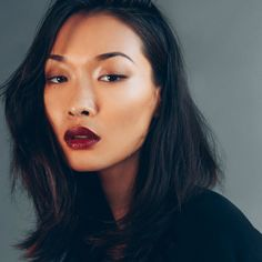 Great Asian models Bibi Sharipova photography
