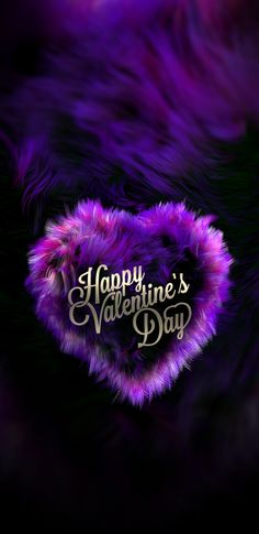 By Artist Unknown. Winter Wallpaper, Purple Wallpaper, Romantic Love Quotes, New Theme, Shades Of Purple, Love Is All, Love Heart, Happy Valentines Day, Relationship Quotes