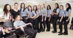 PMERJ Polícia Militar do Estado do Rio de Janeiro - Policiais femininas de UPPs (Brasil)