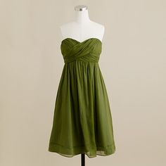 more JCrew jalapeno for the bmaids, wish there was a place in SF to see this color in person...