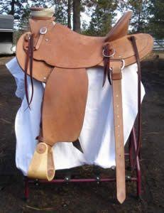 MHL 58 Wade saddle