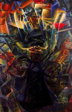 Umberto Boccioni: 20 тыс изображений найдено в Яндекс.Картинках
