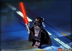 lego Star Wars Wallpaper Darth Vader
