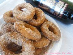 La Cocinika De Ana: Rosquillas (Típicas Cordobesas)