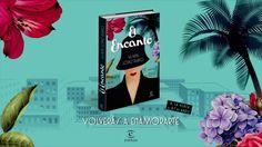 """""""El encanto"""", la primera novela de Susana López Rubio - https://www.actualidadliteratura.com/encanto-la-primera-novela-susana-lopez-rubio/"""