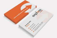 Modern and contemporary branding created for CRM Explore.