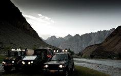 Unimog in Pakistan!
