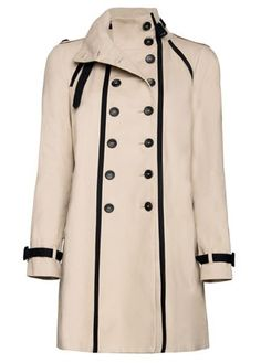Mango military style trench, £79.99 - spring coats and jackets - fashion - shopping