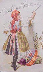 Czech Easter Cards