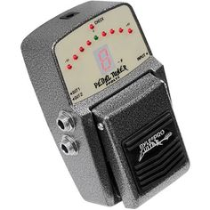 Guitar Tuning Pedal With Superb Accuracy