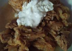 Lucskos káposzta gazdagon, bográcsban | Perszephonee receptje - Cookpad receptek Ale, Grains, Meat, Food, Ale Beer, Essen, Meals, Seeds, Yemek