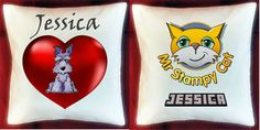 Cushion Covers that shine! Customised to your design